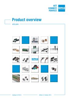 http://famousconnections.eu/wp-content/uploads/2013/06/Product-Overview-Erni.pdf